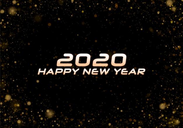 Bokeh brilho natal 2020.