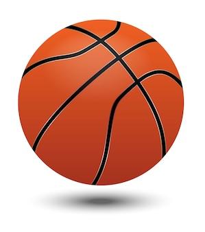 Bola de basquete laranja
