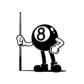 Bola oito