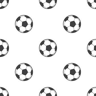 Bola, padrão sem emenda de vetor, editável pode ser usado para planos de fundo de páginas da web, preenchimentos de padrão