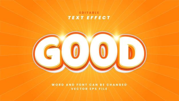 Bom efeito de texto