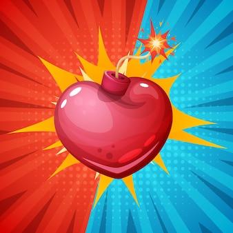 Bomba de coração