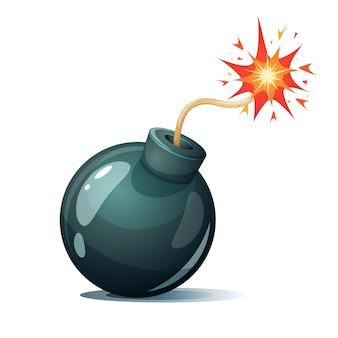 Bomba dos desenhos animados