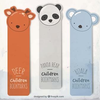 Bookmarks animais