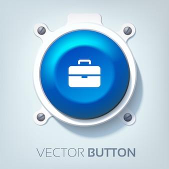 Botão da interface da web