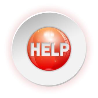Botão de ajuda