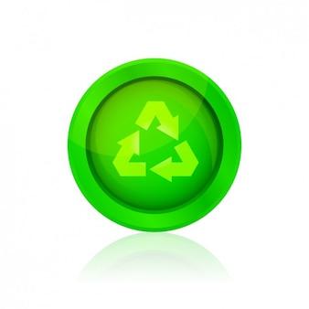 Botão recicle