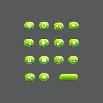 Botões da interface do usuário 2