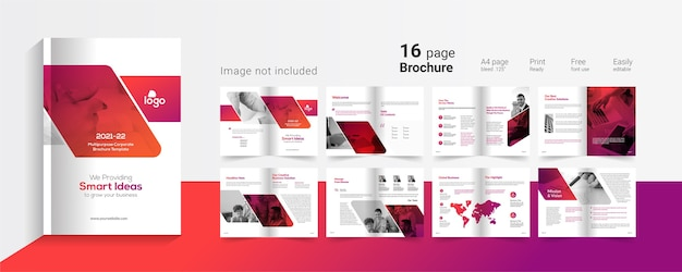 Brochura comercial