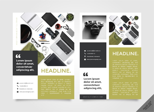 Brochura corporativa a4