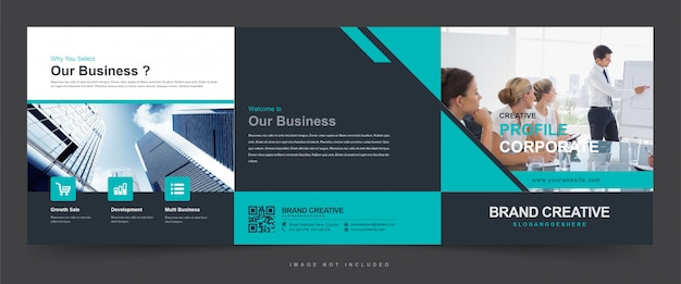 Brochura corporativa