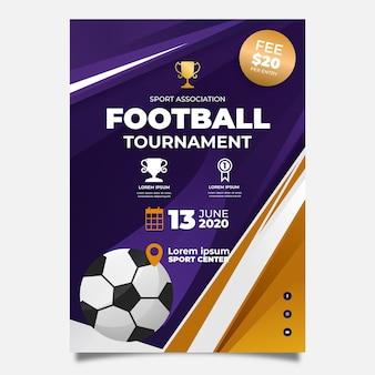 Brochura do esporte