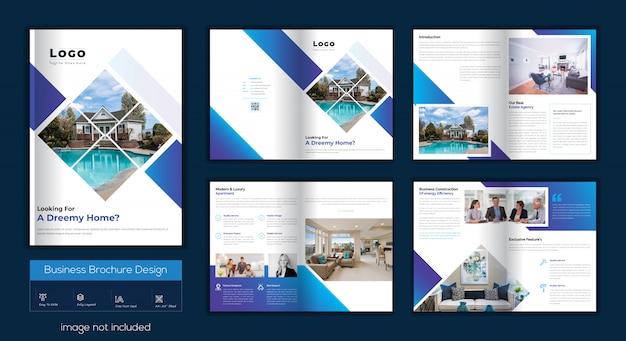 Brochura imobiliária
