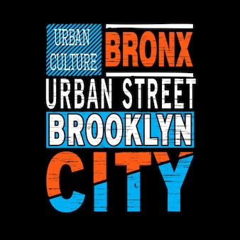 Brooklyn tipográfico