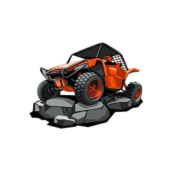 Buggy off-road atv