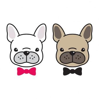 Bulldog francês do cão