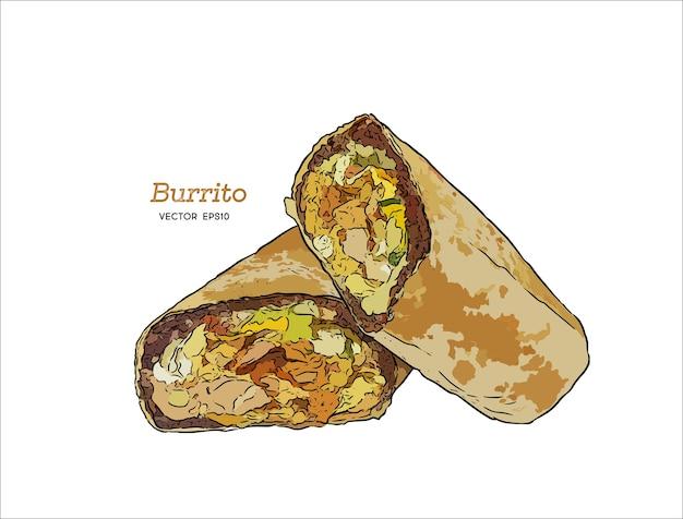 Burrito da califórnia