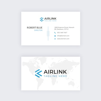 Business card profissional