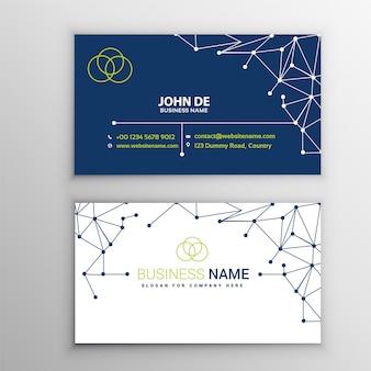 Business card tech