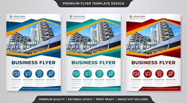 Business flyer 15 edit