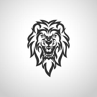 Cabeça de leão