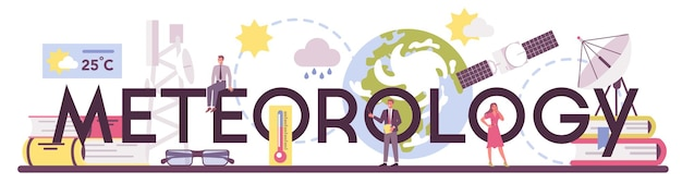 Cabeçalho tipográfico de meteorologia