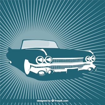 Cabriolet retro