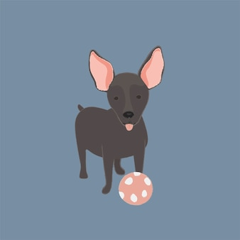 Cachorro Vetor grátis
