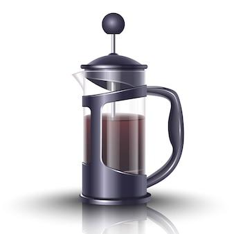 Café expresso francês