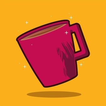 Café na caneca