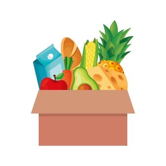 Caixa de comida