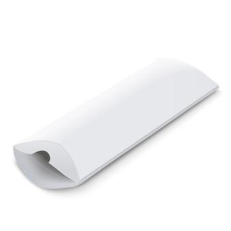 Caixa de embalagem em branco