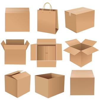 Caixa de transporte bigs et isolated