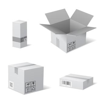 Caixas de embalagem