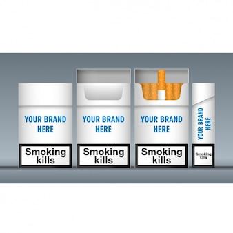 Caixas de tabaco