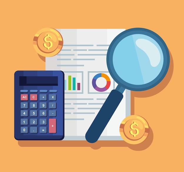 Calculadora e finanças pessoais