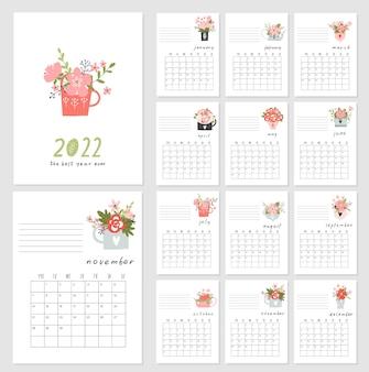 Calendário 2022