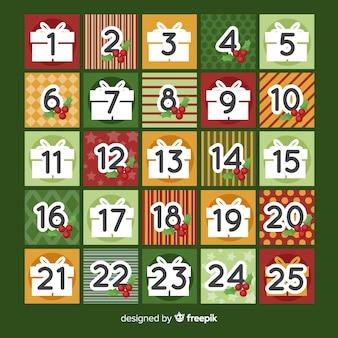 Calendário do advento