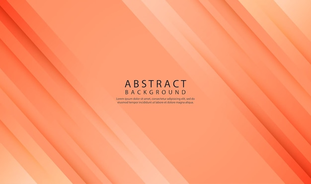 Camada de sobreposição de fundo abstrato geométrico marrom com decoração de formas diagonais em 3d