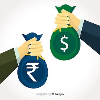 Câmbio monetário