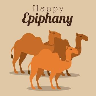 Camelos da epifania