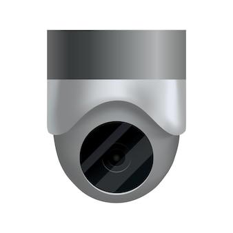 Câmera de vigilância decorativa