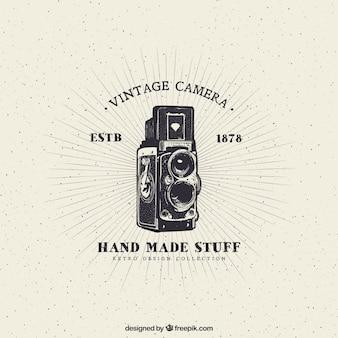 Câmera do vintage