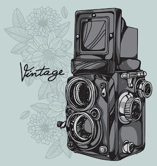 Câmera vintage