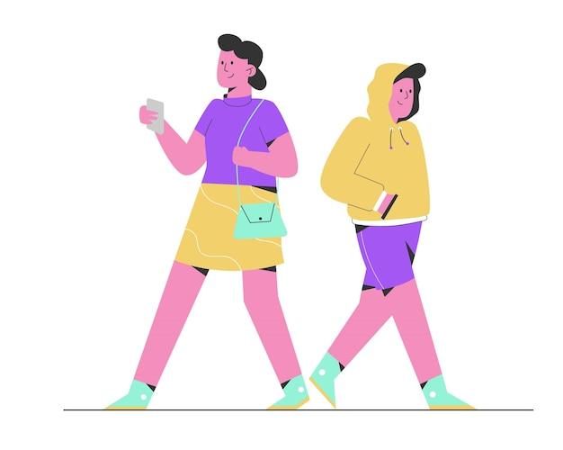 Caminhando juntos