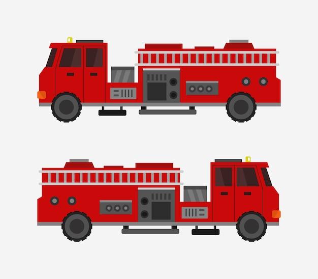 Caminhão de bombeiros
