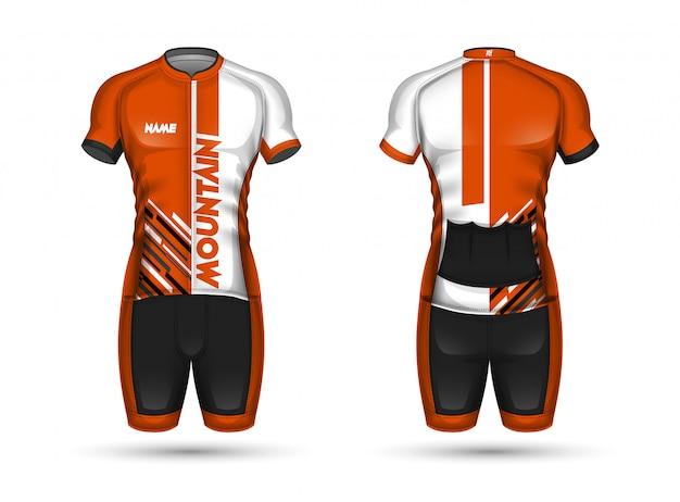 Camisa de ciclismo jersey
