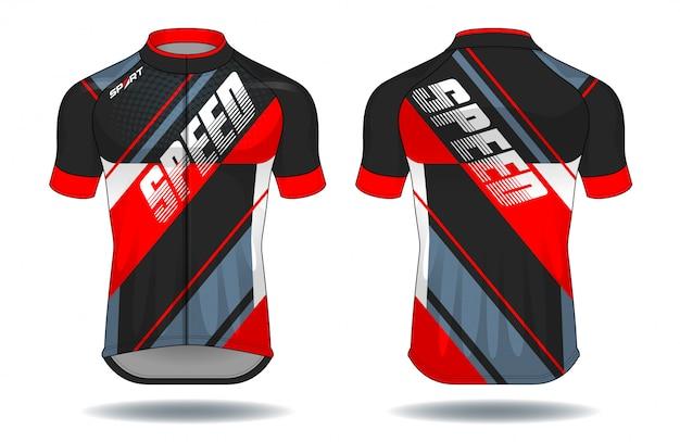 Camisa de ciclo