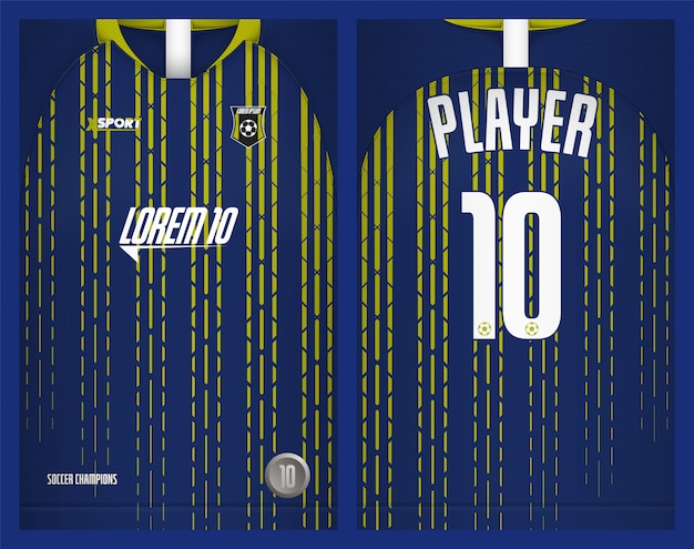 Camisa de futebol esporte modelo camiseta