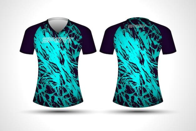 Camisa esporte para mulheres